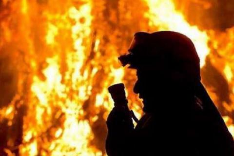 У вогні загинула 3-річна дитина