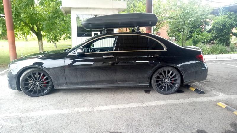 Mercedes, який перебував у міжнародному розшуку, виявили на Закарпатті