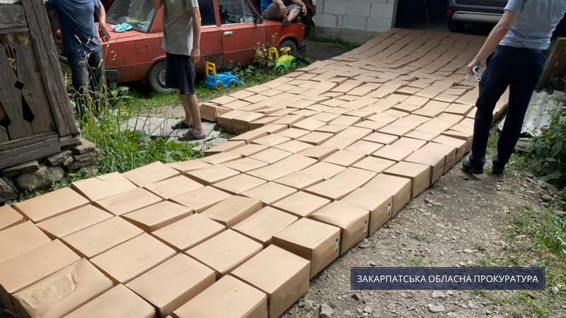Закарпатський підприємець побив поліцейського