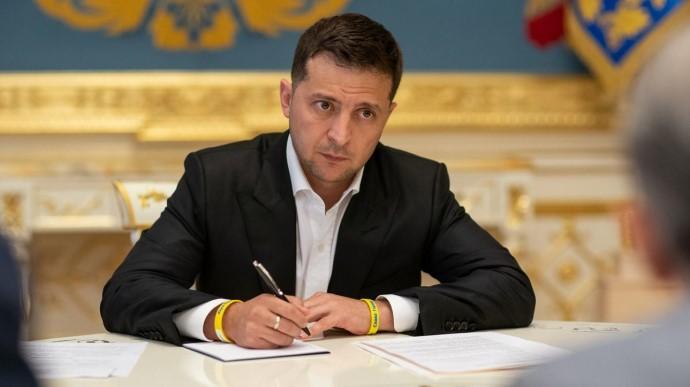 Президент Володимир Зеленський звільнив відразу трьох ТОП-посадовців