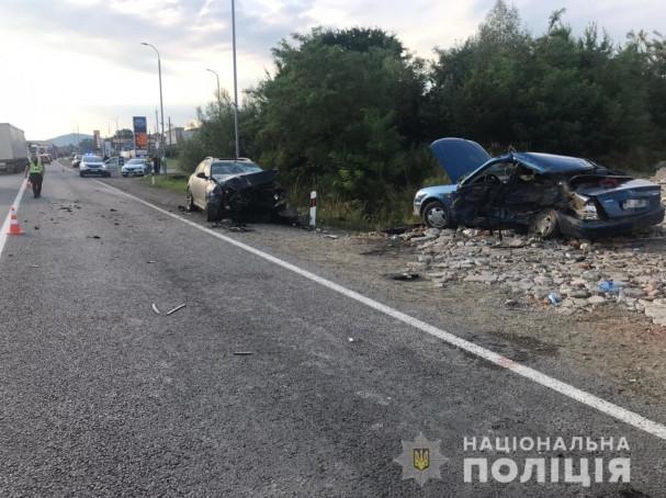 Моторошна аварія на Мукачівщині: водію обрано запобіжний захід