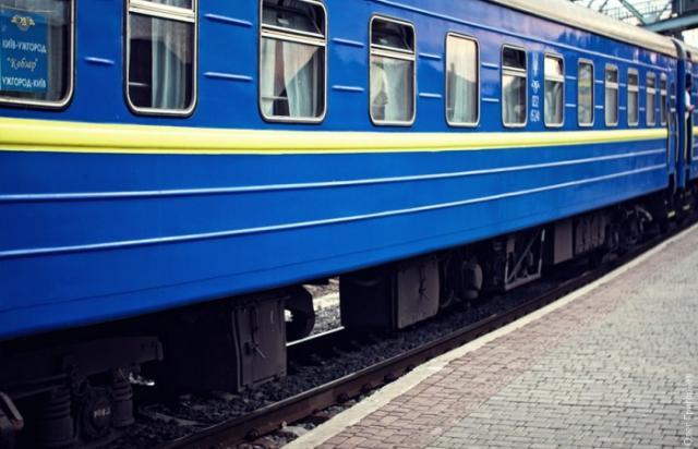 Укрзалізниця додає вагони до рейсів з Києва до Ужгорода