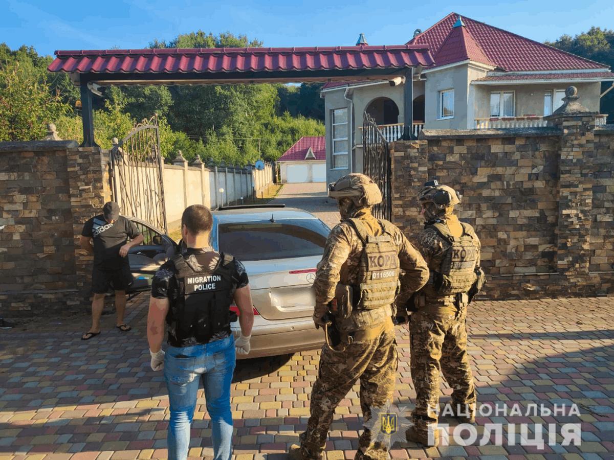 Спецоперація на Закарпатті: всі подробиці від правоохоронців