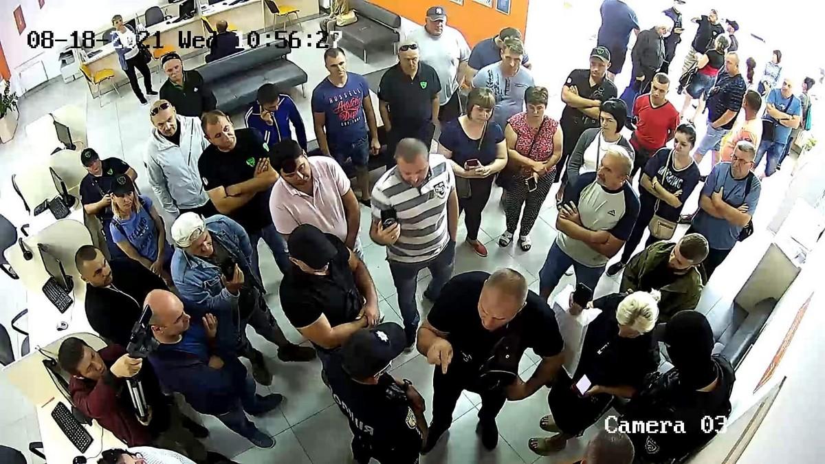 Що вчора сталось в АТ Закарпатгаз: подробиці та фото