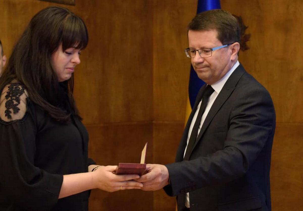 Загиблого героя-закарпатця посмертно нагородили