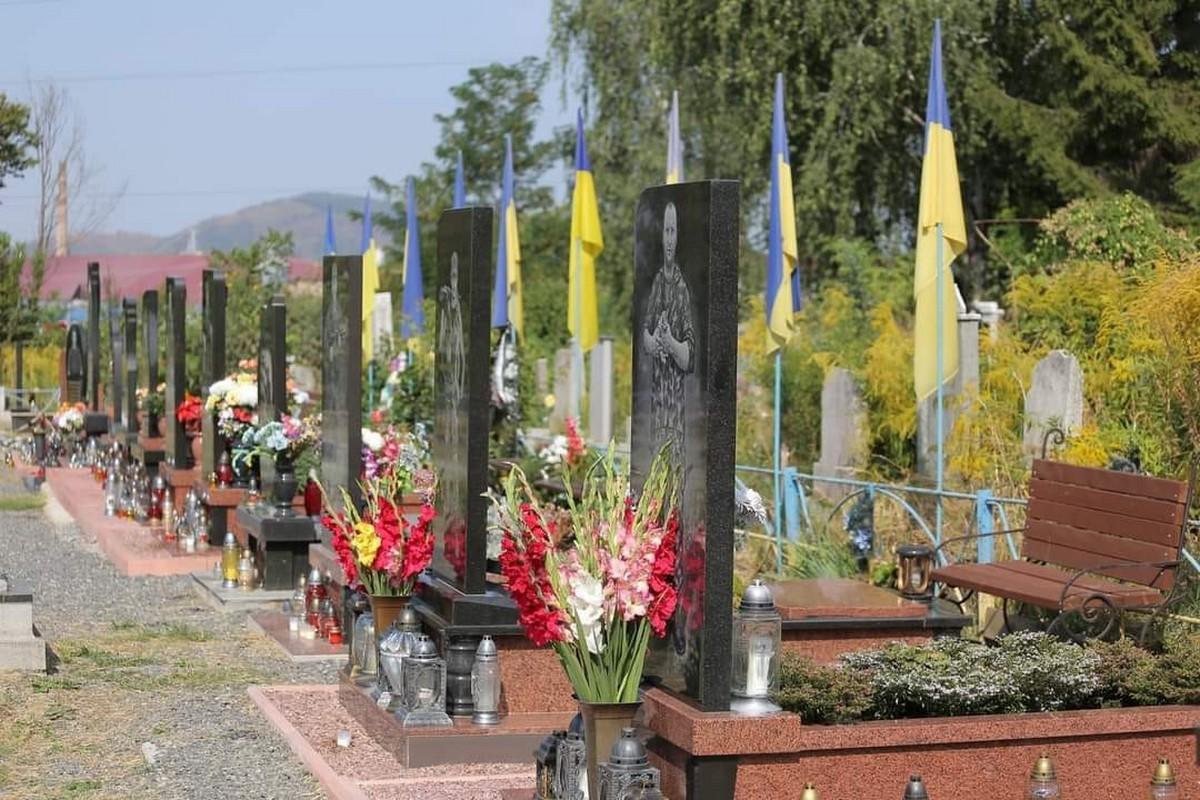 У Мукачеві вшанують пам'ять полеглих за Україну