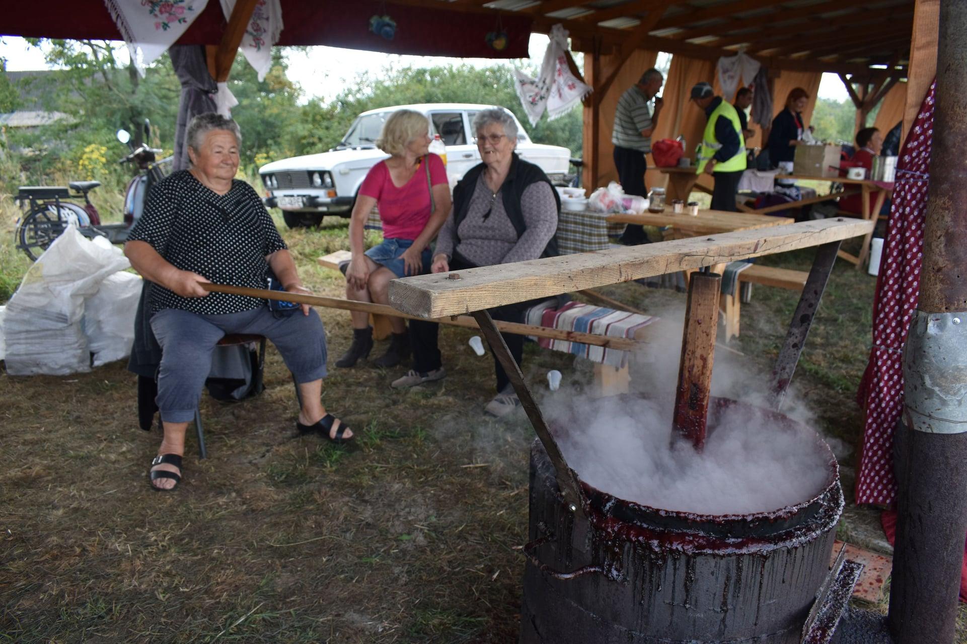 Колоритний фестиваль пройшов на Берегівщині