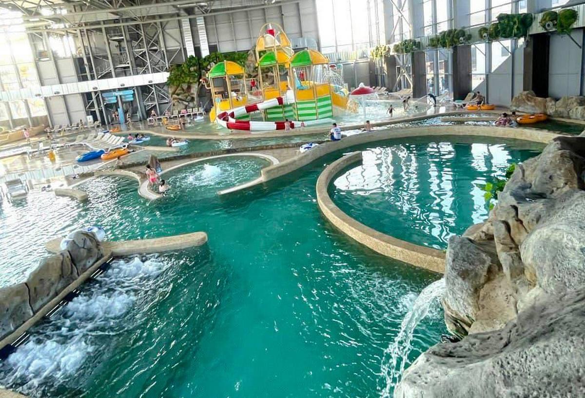Аквапарк Карпатія Мукачево оновив ціни 2021 на вхід