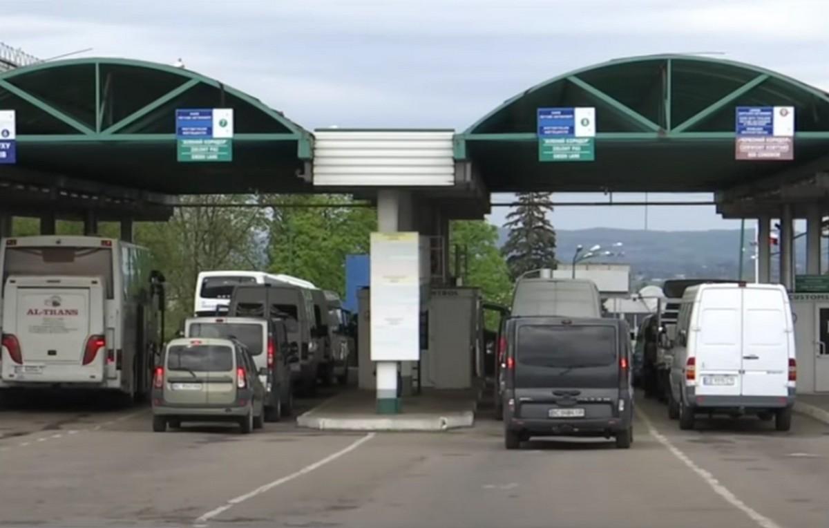 На Закарпатті хочуть ввести електронний запис у чергу на кордонах з ЄС