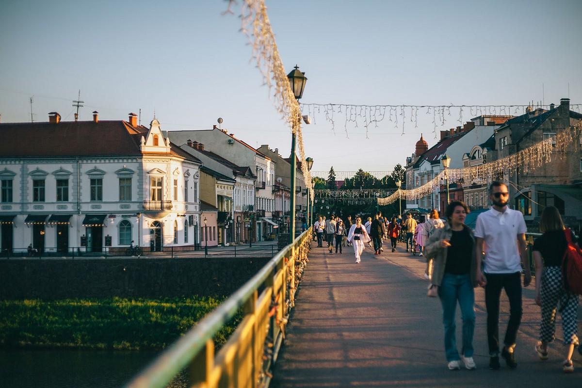 В Ужгороді готуються до відзначення Дня міста