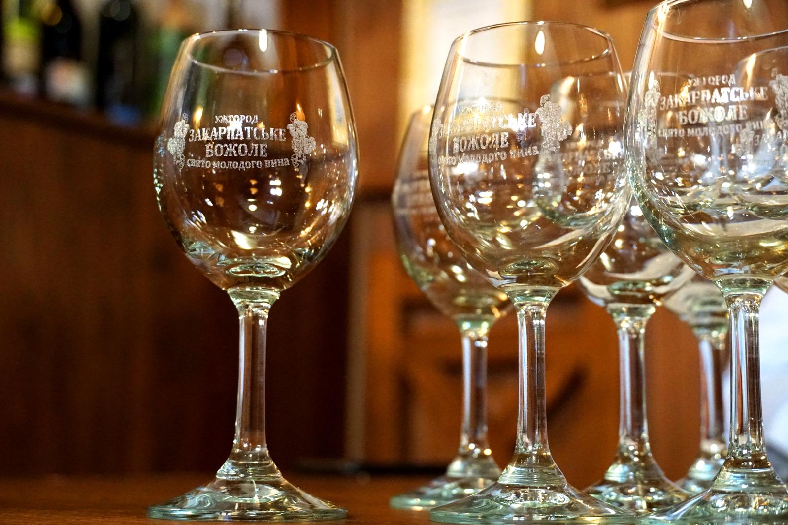 В Ужгороді хочуть провести свято молодого вина