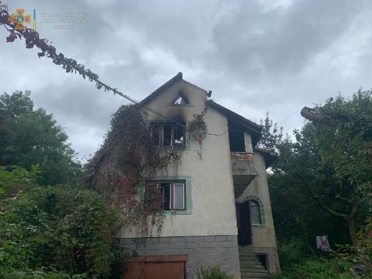 На Мукачівщині загинула жінка: опубліковано фото з місця трагедії