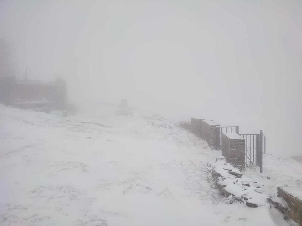 Що коїться зранку в горах: опубліковано відео