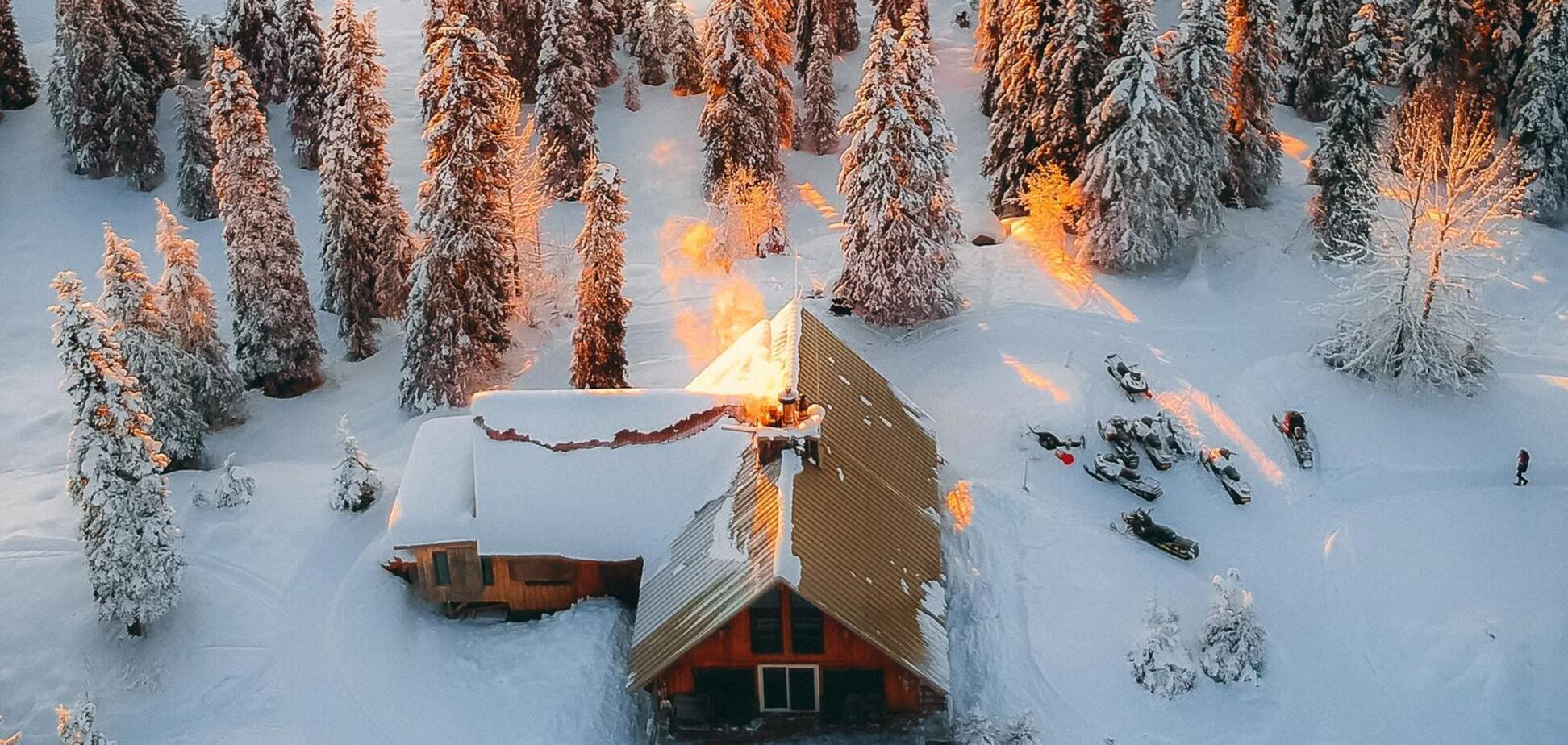 Українцям розповіли про погоду взимку