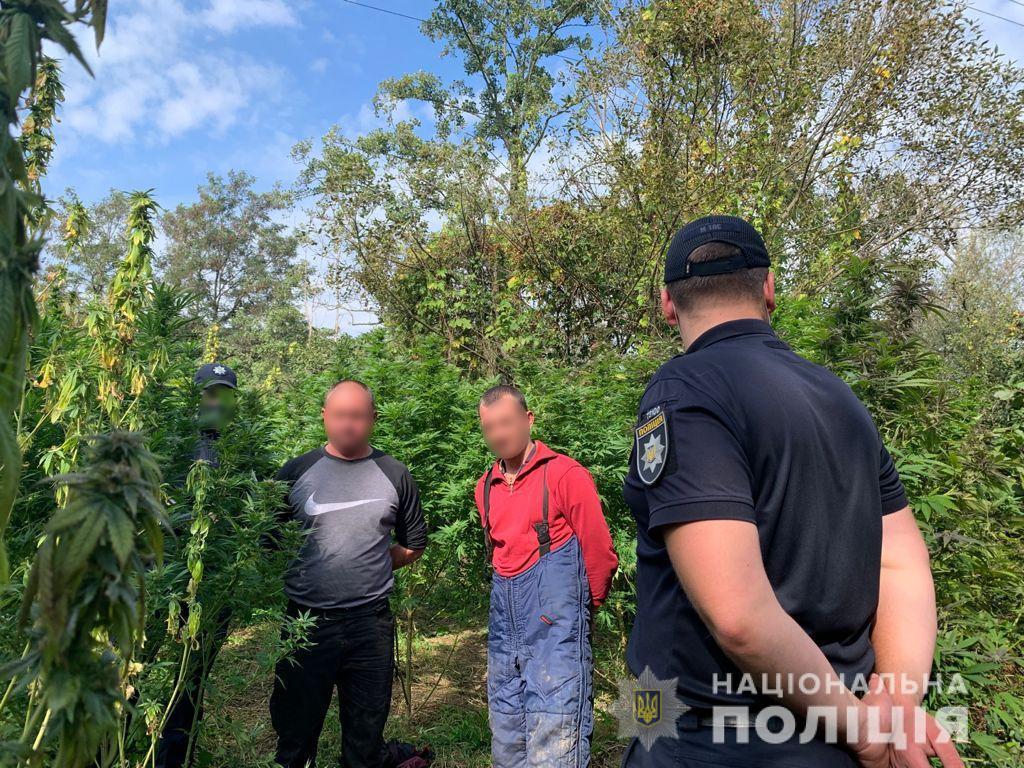Що поліція виявила між Чинадієвом та Кольчином: місце охороняли озброєні чоловіки