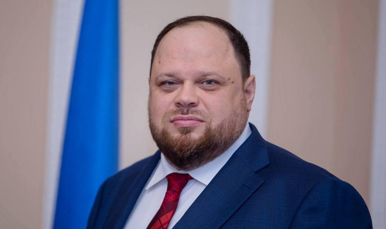Руслана Стефанчука призначено новим головою Верховної Ради: хто за це голосував