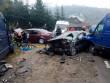 На межі Закарпатської і Львівської областей сталась велика аварія. Є постраждалі