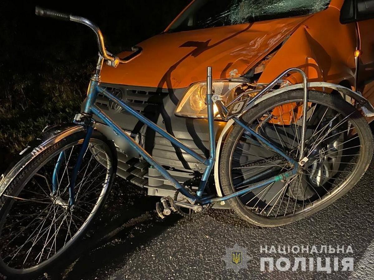 На в'їзді в село вночі сталась смертельна ДТП