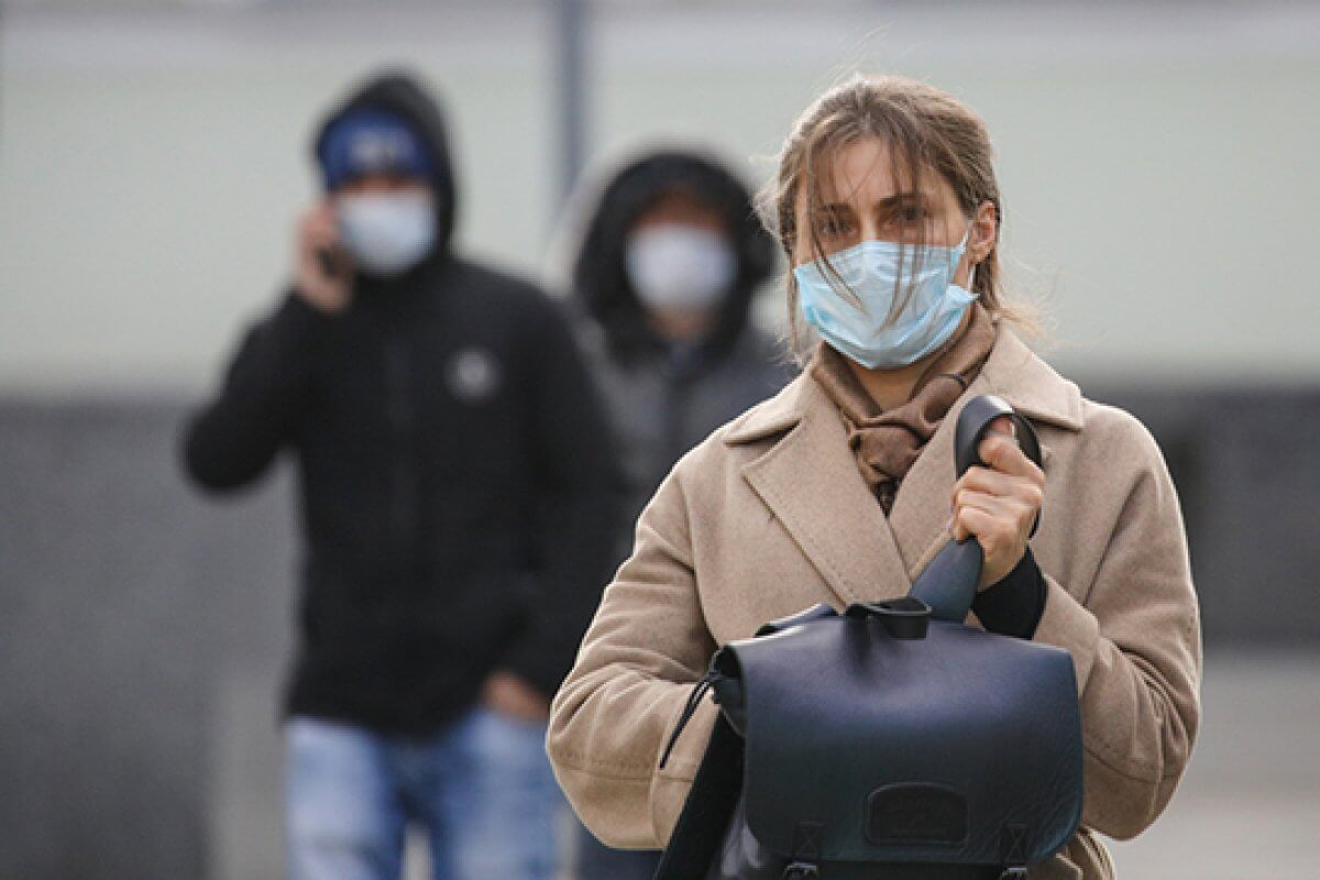 В Україні очікують рекордну кількість хворих на СOVID