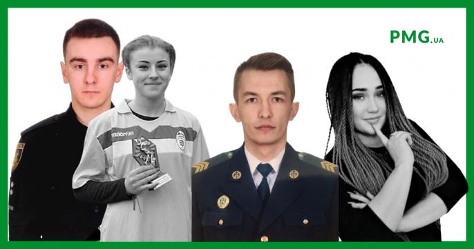 4 молодих людей загинули у жахливій ДТП: що відомо про загиблих