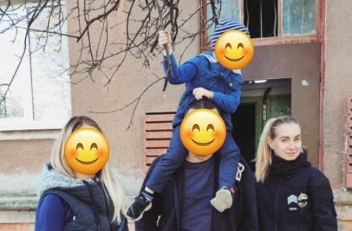 В Ужгороді загубився 4-річний хлопчик