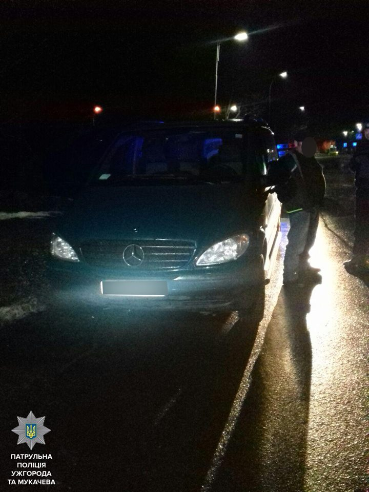 На Закарпатті нетверезий водій іномарки скоїв смертельну ДТП і втік з місця події