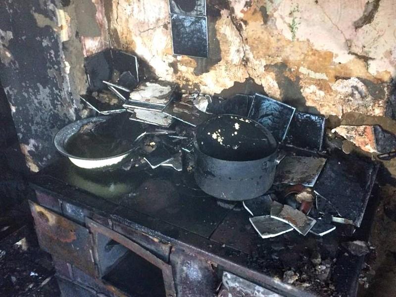 Під час пожежі загинули чоловіки.