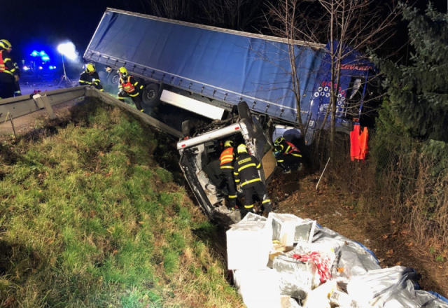 Аварія в Чехії забрала життя 5 українців
