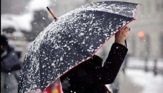 У грудні очікують дощі та мокрий сніг