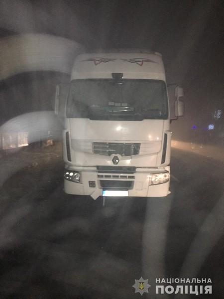 Смертельна аварія у Виноградівському районі