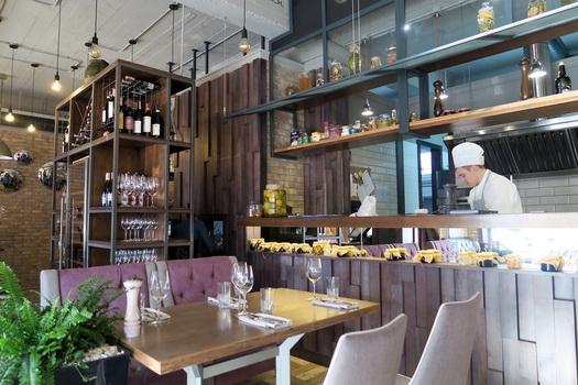 Ресторан Кухня в Ужгороді отримав відзнаку ревізора