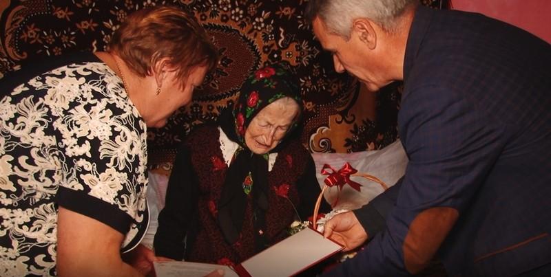 Жінці із села Водиця виповнилося 100 років
