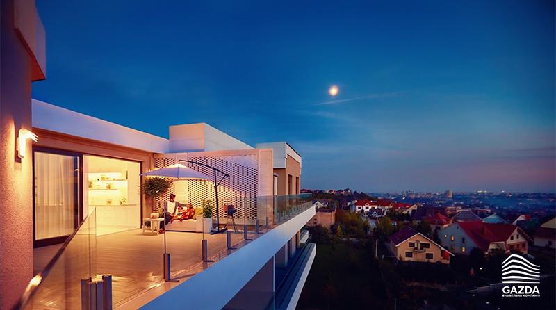 """Кожна квартира БК """"GAZDA"""" поєднує всі рішення, які роблять житло престижним"""