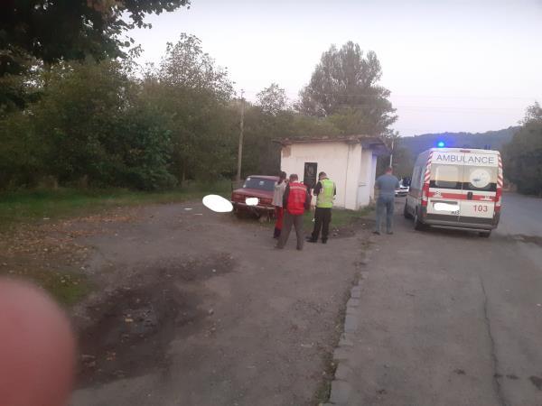 ДТП у селі Луково