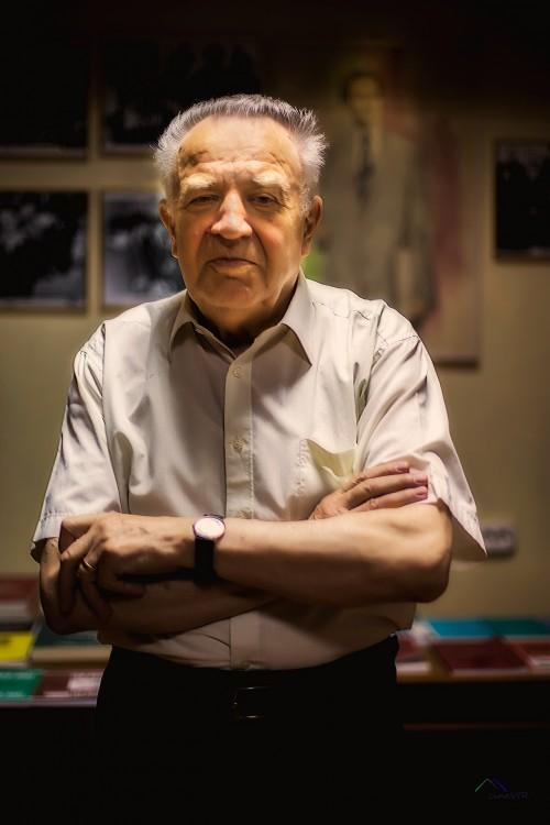 Від ускладнень коронавірусу помер закарпатський науковець Отто Шпеник