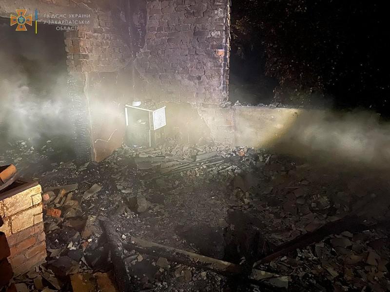 Під час пожежі в Березниках загинув чоловік