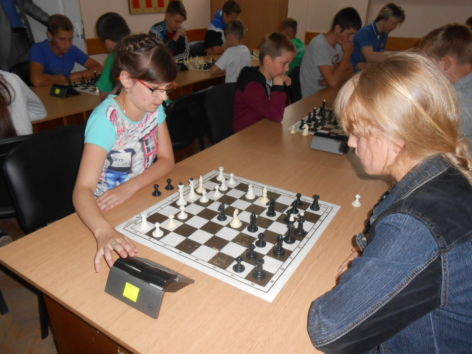 У Рахові відбувся Міжнародний шаховий турнір