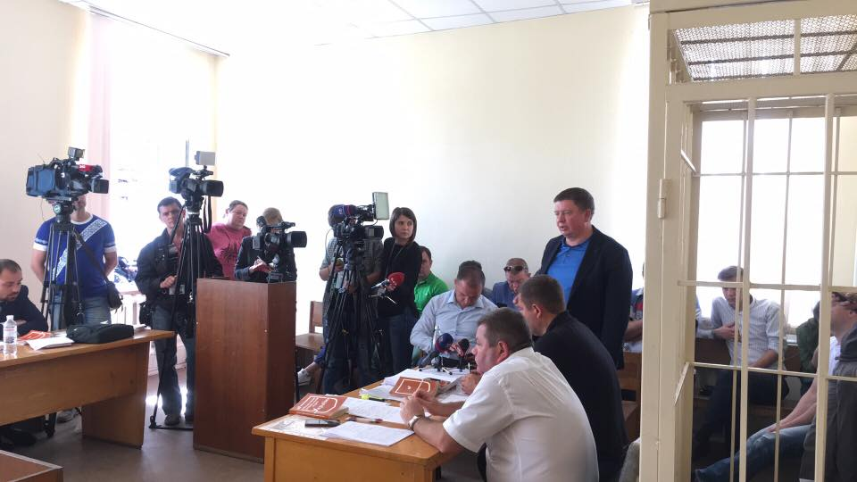 Нардеп із Закарпаття засвітився на судовому засіданні у справі директора Львівського бронетанкового заводу