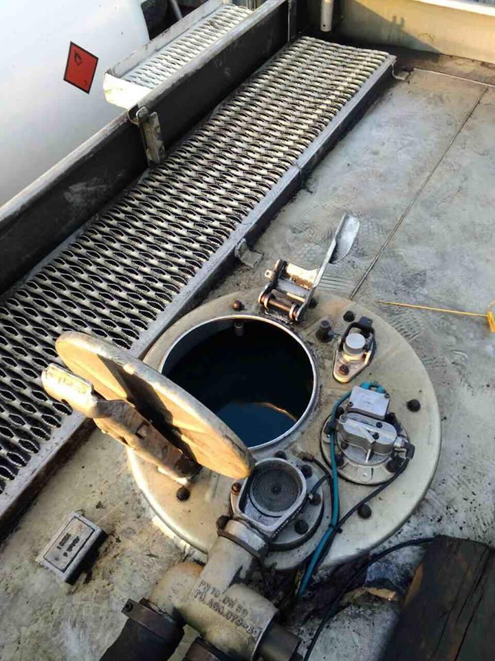 В області вилучили майже 50 тонн незаконно виготовленого дизельного пального