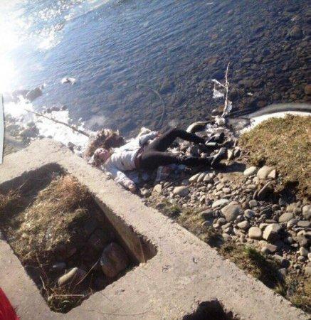 НаЗакарпатті в річці знайшли труп молодої дівчини