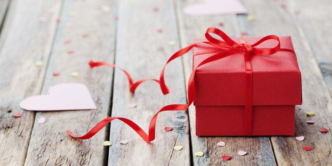 Подарунок на День Святого Валентина для колеги або подруги