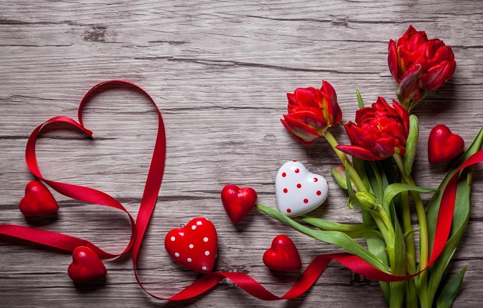 Картинка з Днем Святого Валентина