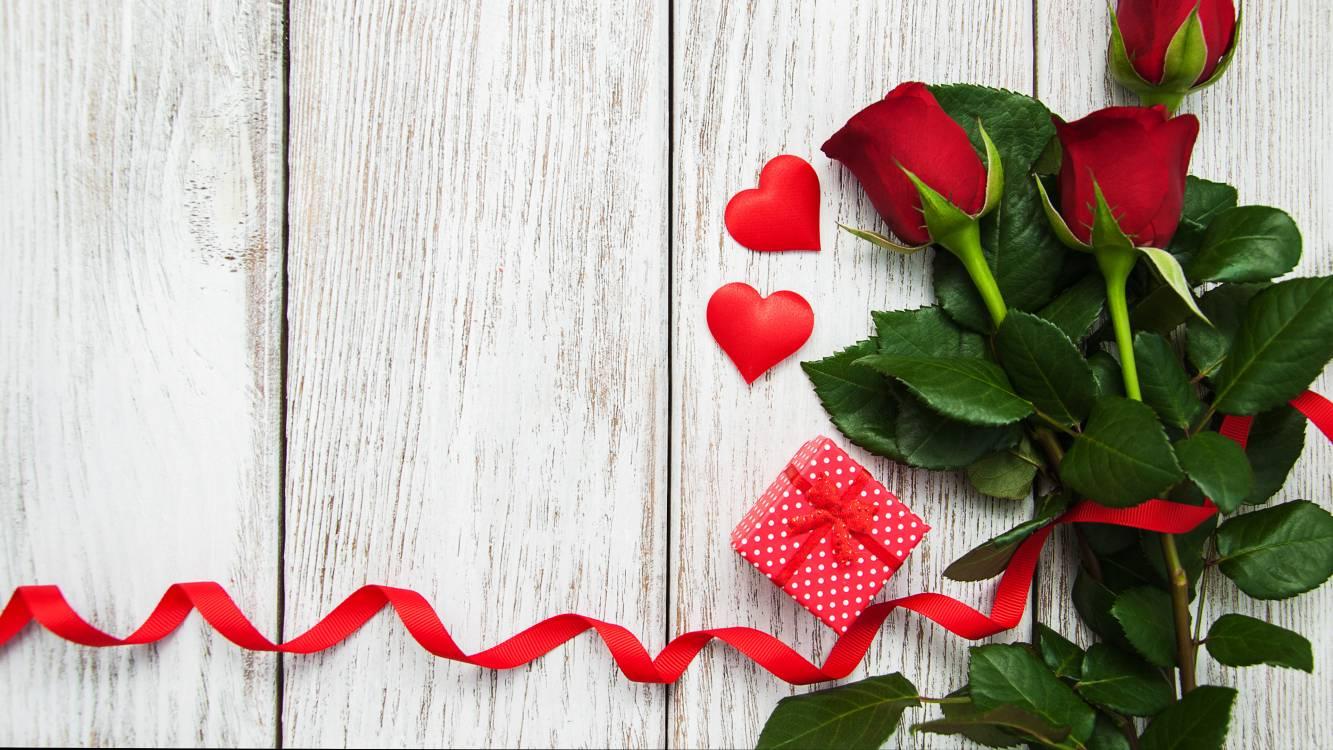 Привітання з Днем Святого Валентина